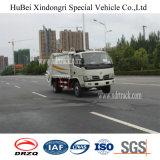 Dongfeng 5cbm 쓰레기 압축 분쇄기 쓰레기 트럭 중앙 크기