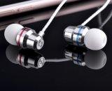 Bruit 2017 stéréo neuf isolant l'écouteur d'Earbuds de dans-Oreille avec le microphone