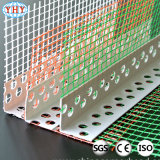 Типы угла Drywall PVC стеклоткани 45 градусов