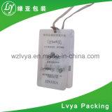 Waschbare gedruckte UHF gesponnene RFID Kleid-Fall-Marke