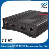 Impinj R2000チップ4チャネルの競争のタイミングシステムのための長距離UHF RFIDの固定読取装置