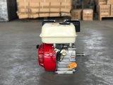 Motor de gasolina refrigerado 6.5HP de Gx200 196cc