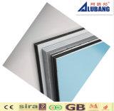 El panel compuesto plástico de aluminio del PE con la fuente del precio competitivo/de la fábrica