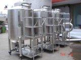 高品質の食品等級のステンレス鋼の磨かれた移動可能な混合タンク