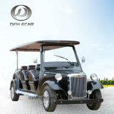Veicolo elettrico facente un giro turistico a bassa velocità del Buggy di golf del carrello accumulatore per di automobile delle 4 sedi