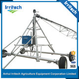 De moderne die Towable Machine van het Systeem van de Apparatuur van de Irrigatie van de Spil van het Centrum voor Landbouwbedrijf wordt gebruikt