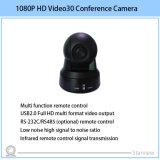 USB2.0 HD 1080P/30 Poeのビデオ会議のカメラ