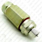 Qr500 Typ Kabel-Zugriff HF-Koaxialadapter des Kabel-F männlicher VerbinderQr500 des Pin-Verbinder-CATV