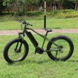Bicicleta eléctrica ultra MEDIADOS DE gorda 2017 del sistema de mecanismo impulsor de Bafang del modelo nuevo del neumático 1000W