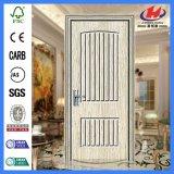 Фабрика сползая складывая пластичную дверь PVC интерьера (JHK-P04)