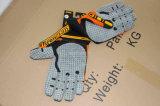 Gant de sûreté de mécanicien de gants de sport de choc de TPR avec du ce