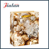 Förderung-Form gedruckter Weihnachtsgeschenk-Verpackungs-Einkaufen-Träger-Papierbeutel