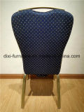 زرقاء فندق مأدبة كرسي تثبيت [غلودن] إطار مطعم كرسي تثبيت بالجملة