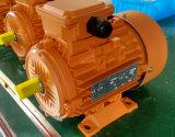moteur à courant alternatif Du ~ 2pole 3000rpm de 4kw/5.5HP (vue en aluminium B3)