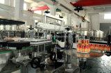 La Chine a fait la machine à étiquettes de collant automatique de bouteille ronde