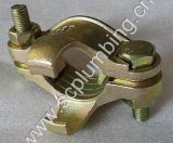 Doppeltes Bolt Hose Clamps und Coupling Pipe Clamp