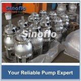 Pompa ad acqua anticorrosiva centrifuga sommergibile dell'acqua di mare dell'acciaio inossidabile del pozzo profondo