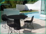 /UV 방수 저항 의자를 가진 옥외 우산 테이블
