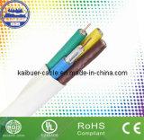 Câble coaxial 4 * RG6 Câble Composite