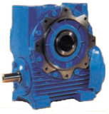 Flange Mounted Cone Worm Gear Reducer
