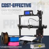 LCD 스크린을%s 가진 공급 싼 DIY 3D 인쇄 기계