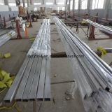 Pipes carrées sans joint d'acier inoxydable de la qualité 201/304/316/316L