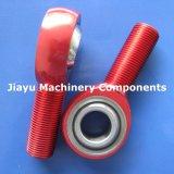 Rolamentos de extremidade de Rod de alumínio masculinos das extremidades de Rod da série de Aljm