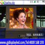 Étalage polychrome de l'espacement des pixels P4.81LED de P4.81mm pour le but d'intérieur et extérieur de location d'événement