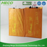 Sac de papier personnalisé de vin imprimé par coutume bon marché (MECO193)