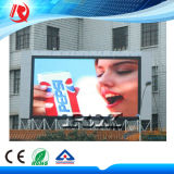 Painel de indicador P10 do diodo emissor de luz do vídeo de cor cheia da tela de indicador do anúncio ao ar livre de HD