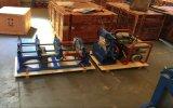 Saldatrice semiautomatica del tubo dell'HDPE di Sud160 H