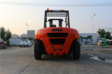 Hete Diesel die van de Verkoop 6ton Vorkheftruck met Motor Xinchai in China wordt gemaakt