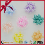 Персонализированные напечатанные пластмассой смычки звезды с ценой по прейскуранту завода-изготовителя