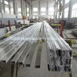 Ss304継ぎ目が無いステンレス製の正方形の鋼鉄管