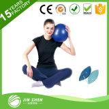 Sfera 25cm di yoga di forma fisica di ginnastica della sfera di Pilates di burst del PVC dello SGS di vendita calda No3-1 mini anti 30cm