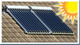 Солнечный коллектор трубы жары Solarkeymark трубчатый