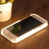 Selfie illumina in su il caso di Lumee del telefono per il iPhone 6s