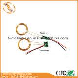5V 800mA Max Wireless carga del cargador del módulo de fuente de alimentación