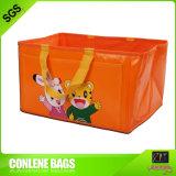 Pp.-nichtgewebte Handtasche für Korea (KLY-PN-0125)