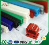 Profilo dell'espulsione della gomma di silicone del PVC per il bus