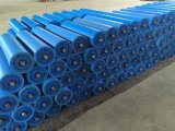 Desgaste del polietileno del HDPE - rodillo carbonífero resistente de la vuelta del transportador de correa