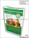 Terug Coner Sealed Fruit Verpakking Plastic Bag
