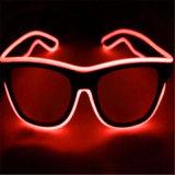 يشعل [دج] [لومينيوإكس] فوق [إل] نظّارات شمس
