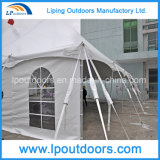 Tente de luxe de Pôle de crête élevée de 100 personnes