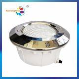 Luz subaquática do diodo emissor de luz da piscina aprovada IP68 de RoHS do Ce