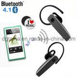Fone de ouvido Handsfree dos auriculares do jogo sem fio universal do carro de Bluetooth