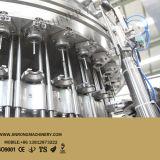 Maquinas de engarrafamento automáticas de lavagem de água com gás carbonatado