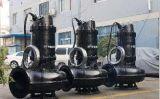 Versenkbare Abwasser-/Abwasser-Pumpe