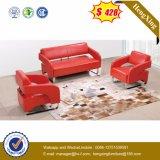 Sofá determinado de la oficina del cuero genuino del sofá moderno (HX-CS052)