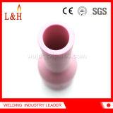 ugello di ceramica dell'allumina lunga del cannello per saldare di TIG 54n16L